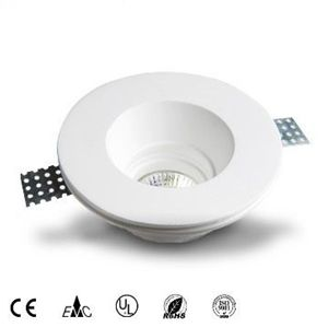 Picture of Trimless Gypsum Round Fitting (130*45)
